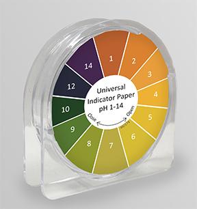 Universal Indicator Paper Reel